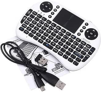 Mini Teclado USB 2.4G para Android TV Box PS3 Pad: Amazon.es: Electrónica