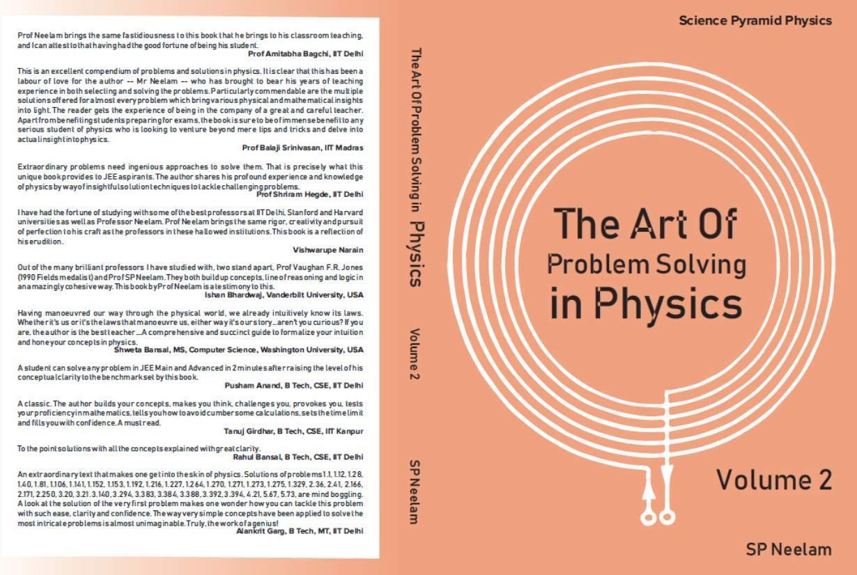 The Art of Problem Solving in Physics Volume 2: Amazon in: Books