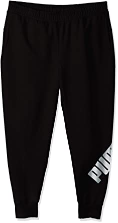 3d430d4efea2 PUMA Men s Big Logo Pant at Amazon Men s Clothing store