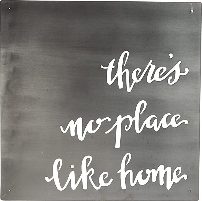 The Best Iron Words There's No Place Like Home