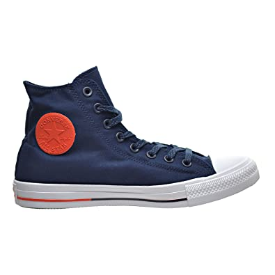 Converse Chuck Taylor All Star Hi Unisex Shoes Obsidian/White 153793f (4 D(