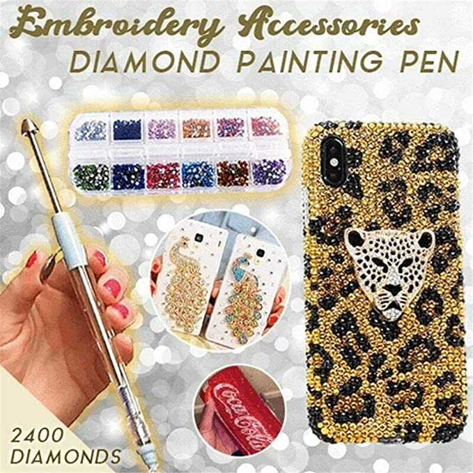 Aderpmin Embroidery Accessories Diamond Painting Tools