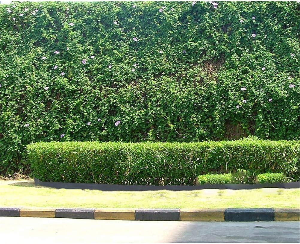 GFYWZ Bordes de césped Plástico Verde Flexible Jardín de PVC ...