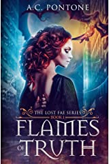 Flames of Truth (The Lost Fae) Paperback