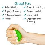 Vive Hand Exercise Balls - Grip Strengthening