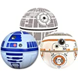 Large Play Balls Set - Fun Indoor and Outdoor Gift - Can Use for Play/Room Decor/Party Decor/Pool Inflatable Water Toys