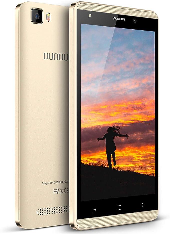 Moviles Libres 4G, DUODUOGO J3 Smartphone Libres Android 9.0 Quad ...