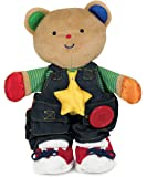 Melissa & Doug K's Kids - Teddy Wear Stuffed Bear Educational Toy
