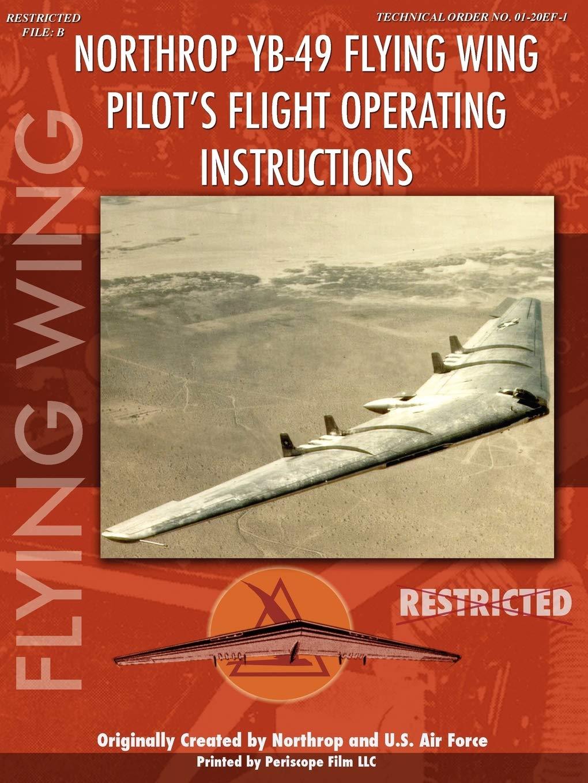 Poster Many Sizes; Northrop Yb-49 Flying Wing Prototype Bomber 1948