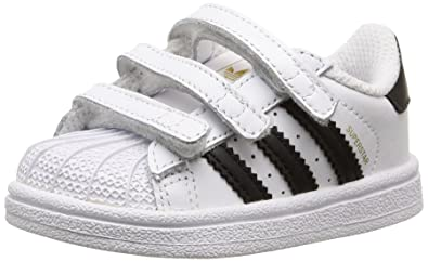 9931c3a2a8aa0 Adidas Superstar Foundation, Basket Mode, Bébé: Amazon.fr: Chaussures et  Sacs