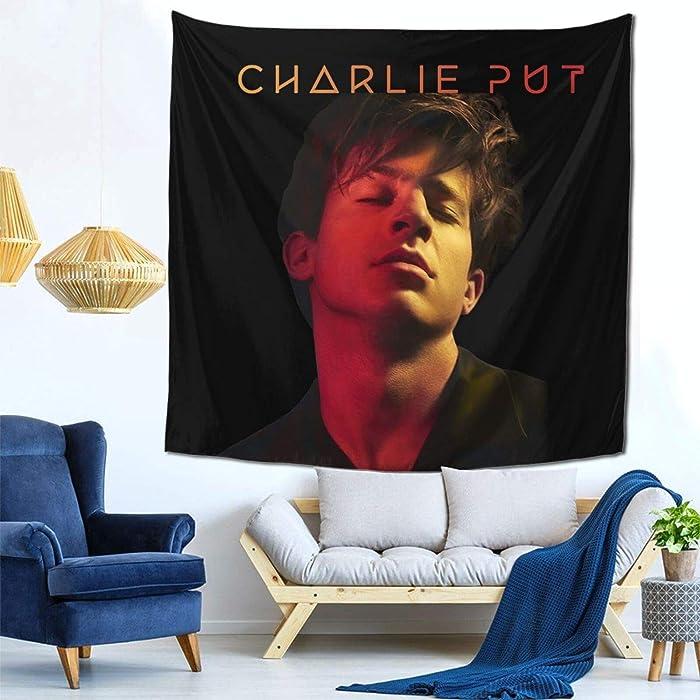 Top 9 Charlie Puth Decor
