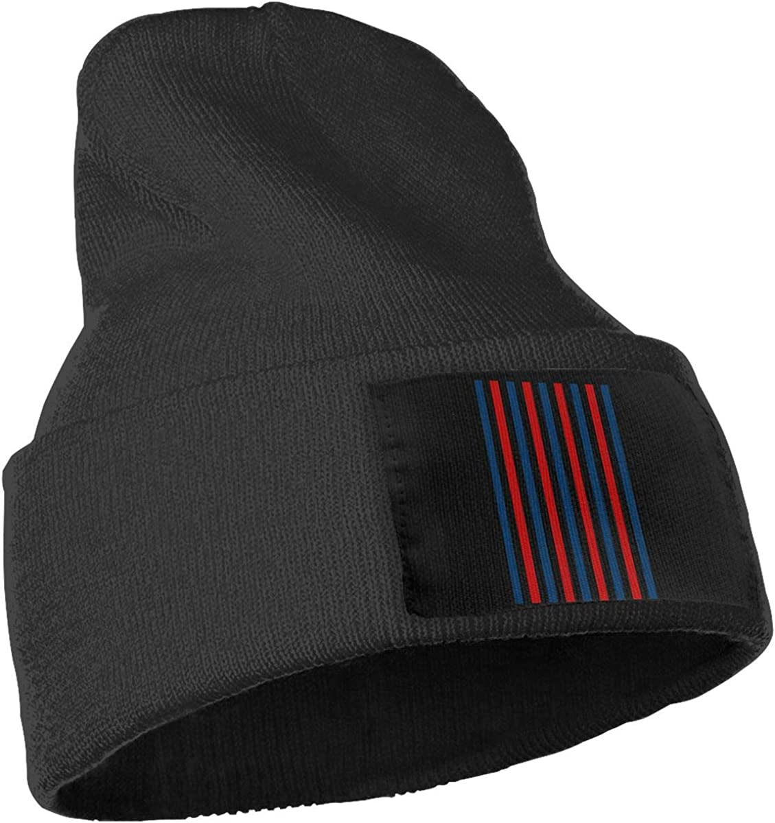 Stripes American Flag Original Ski Cap Mens and Womens 100/% Acrylic Knitted Hat Cap