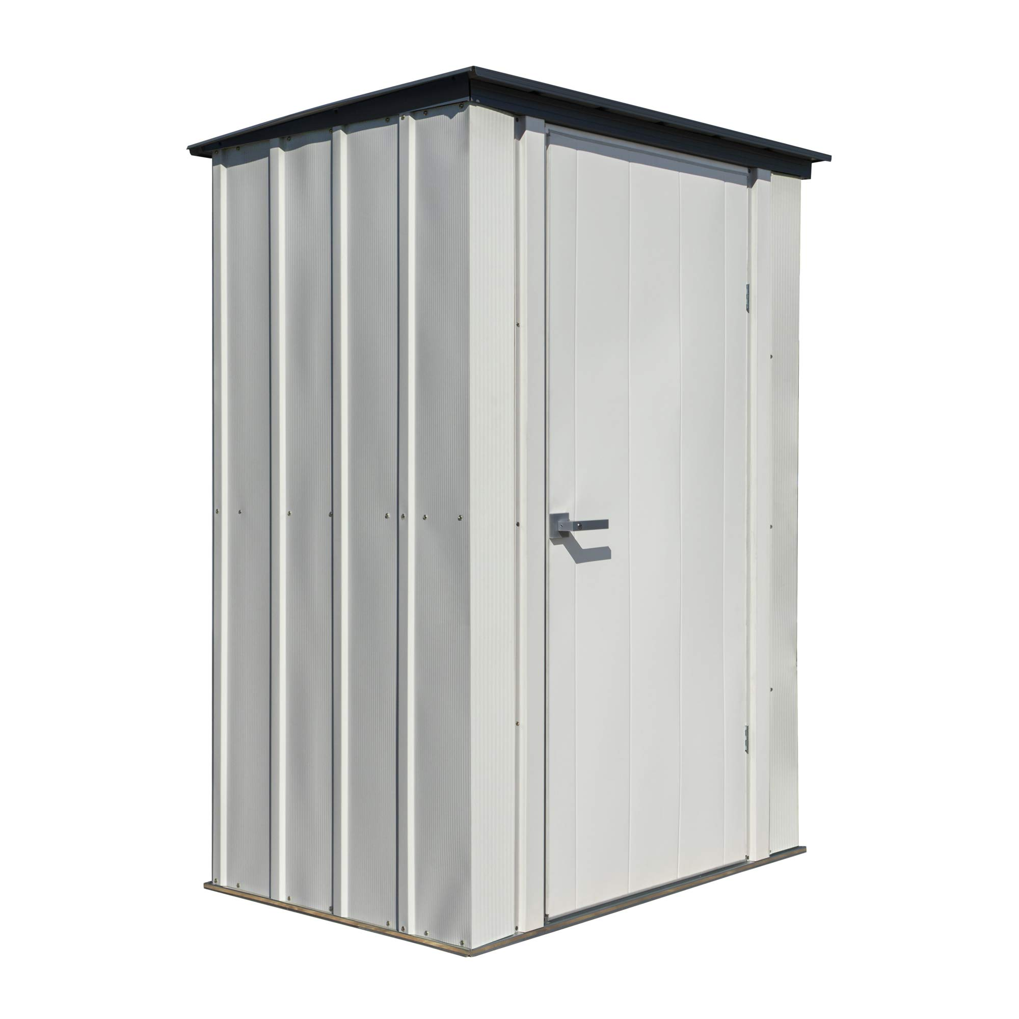 Arrow Shed Designed 4' x 3' x 6' Compact Outdoor
