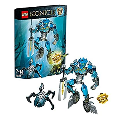 Lego Bionicle Gali Master of Water: Toys & Games