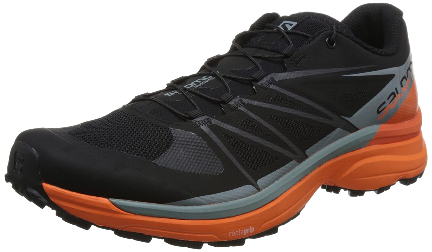 SALOMON Wings Pro 3 - schwarz Scarlet ibis Lead