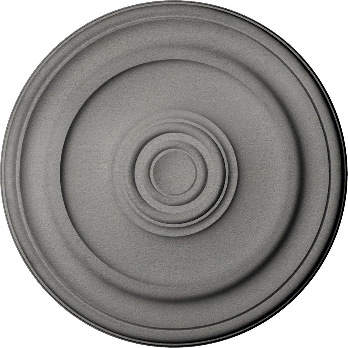 Ekena Millwork CM20KPSLS Kepler Traditional Ceiling Medallion, Silver