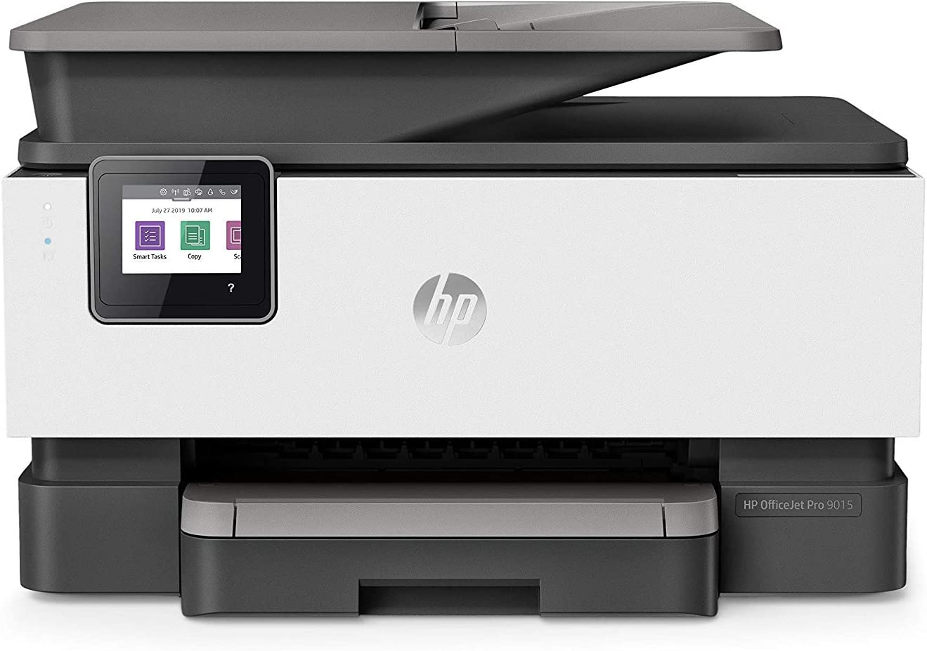 HP OfficeJet Pro 9015 All-in-One Wireless Printer, with Smart Home Office Productivity, Instant Ink & Amazon Dash Replenishment Ready (1KR42A)