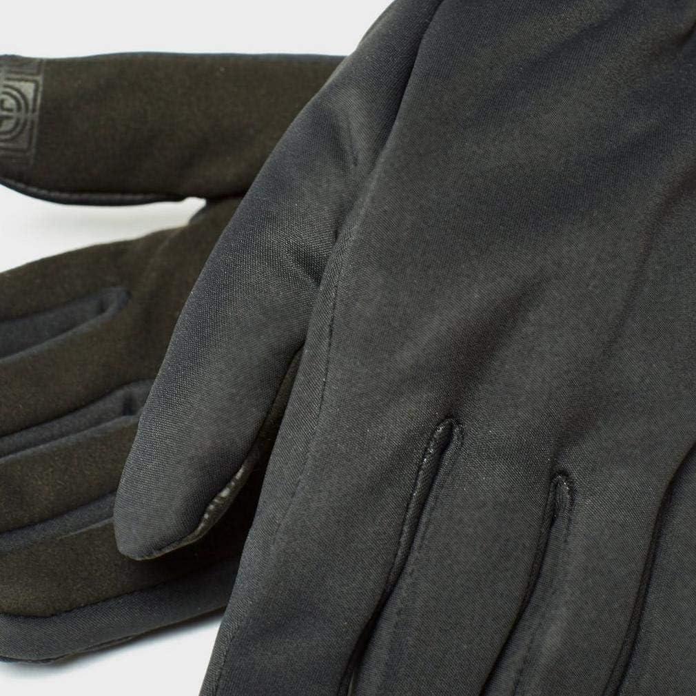 BLACK TREKMATES Rigg Windstopper Glove Large