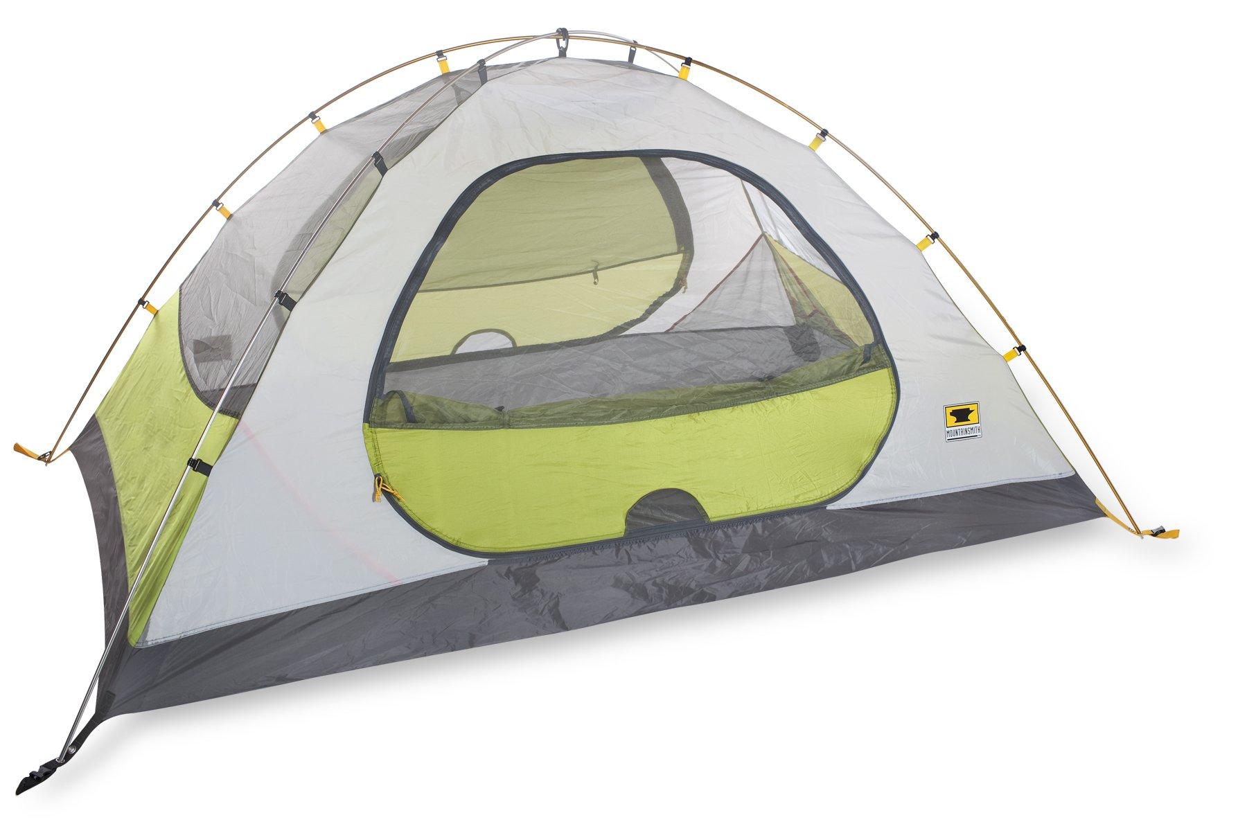 Mountainsmith Morrison 2 Person 3 Season Tent (Citron Green) by Mountainsmith (Image #1)