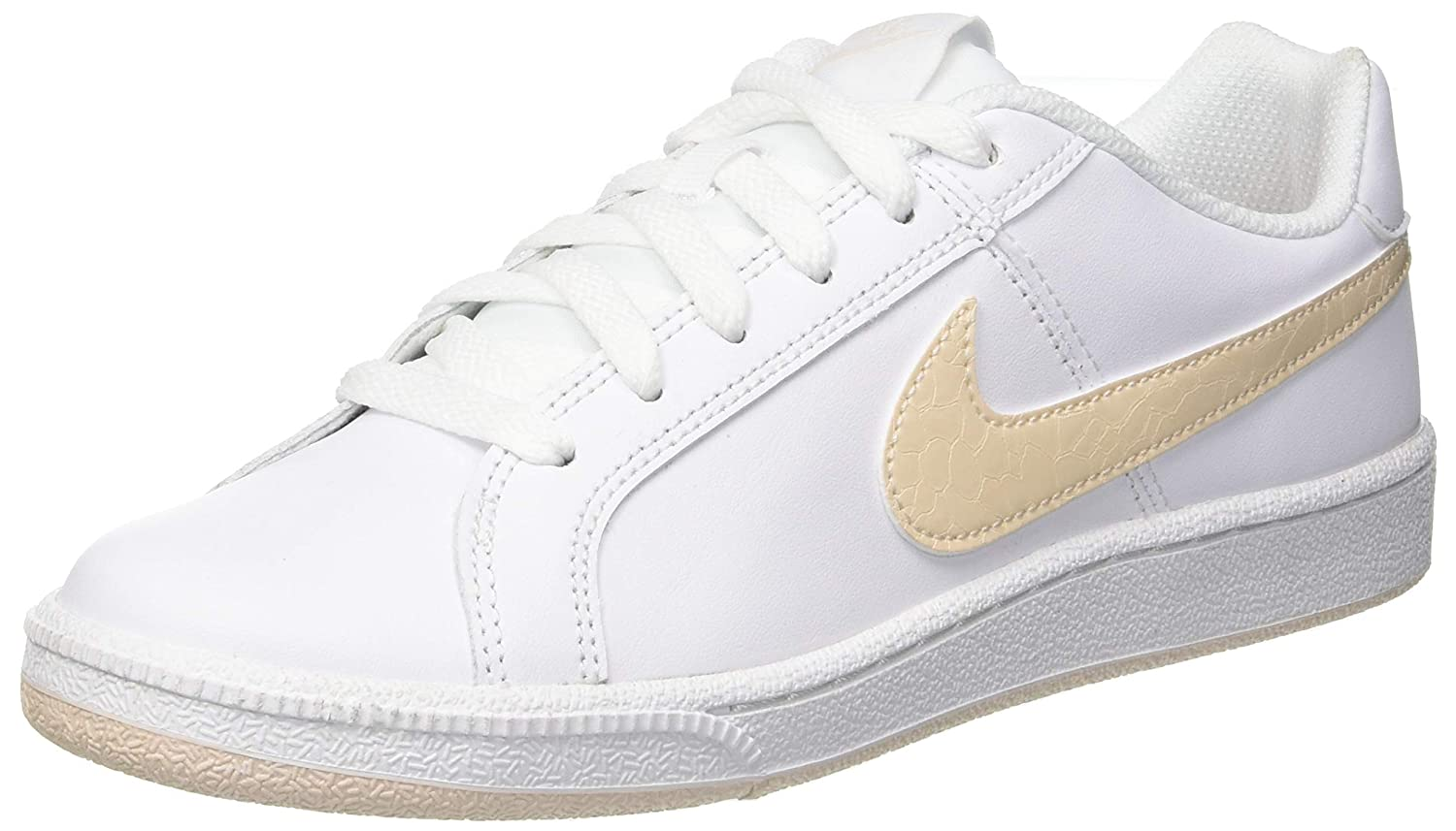 Nike Wmns Court Royale, Zapatillas para Mujer 40 EU|Blanco (White/Guava Ice 113)