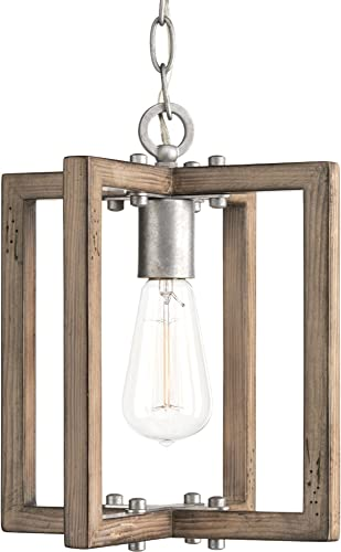 Progress Lighting P5317-141 Turnbury Pendants, Gray