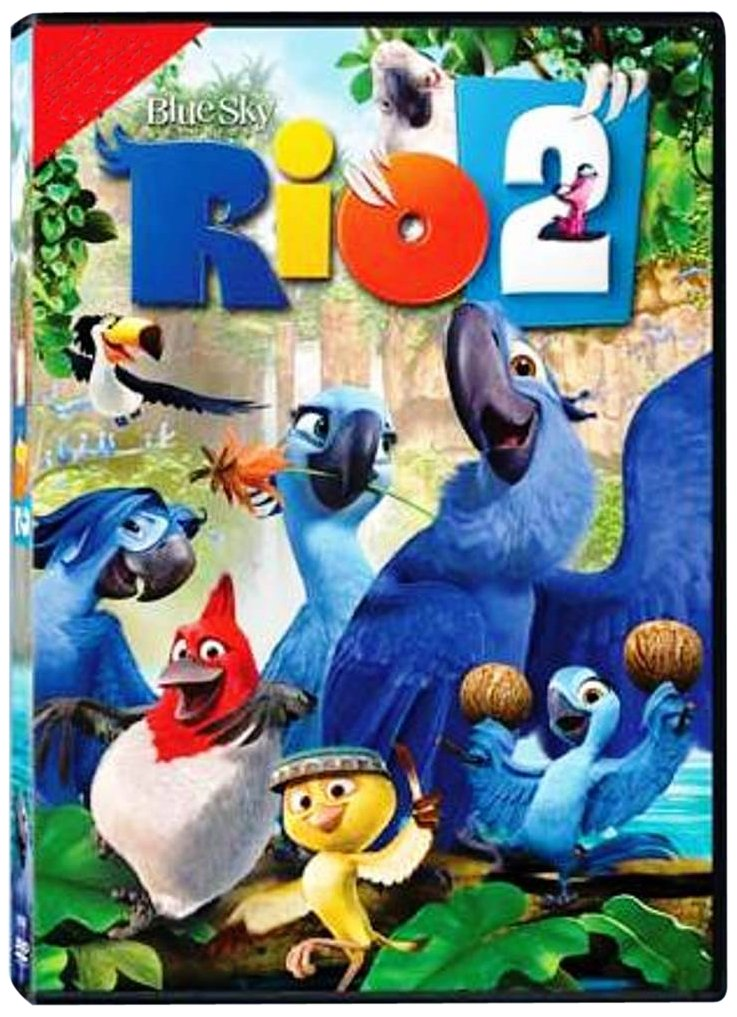 Amazon In Buy Rio 2 Hindi Dvd Blu Ray Online At Best Prices In India Movies Tv Shows