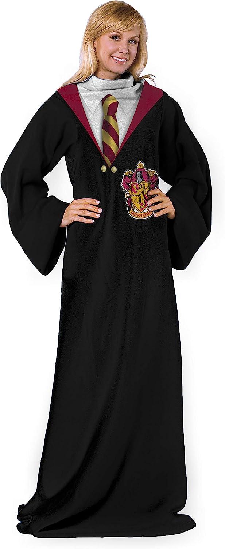 Fleece Blanket Just a Wizard girl Harry Potter Quilt Blanket