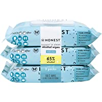 """The Honest Company""""Keepin' It Clean"""" Alcohol Wipes, 150 Count"""