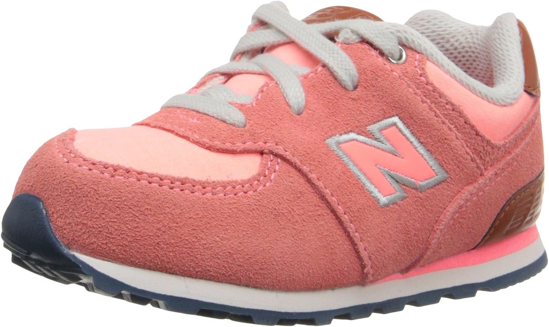 New Balance Kids 574 V1 Beach Sneaker