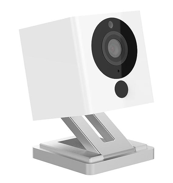 Ismart Alarm ISC5P Cámara de seguridad, Gris, Blanco