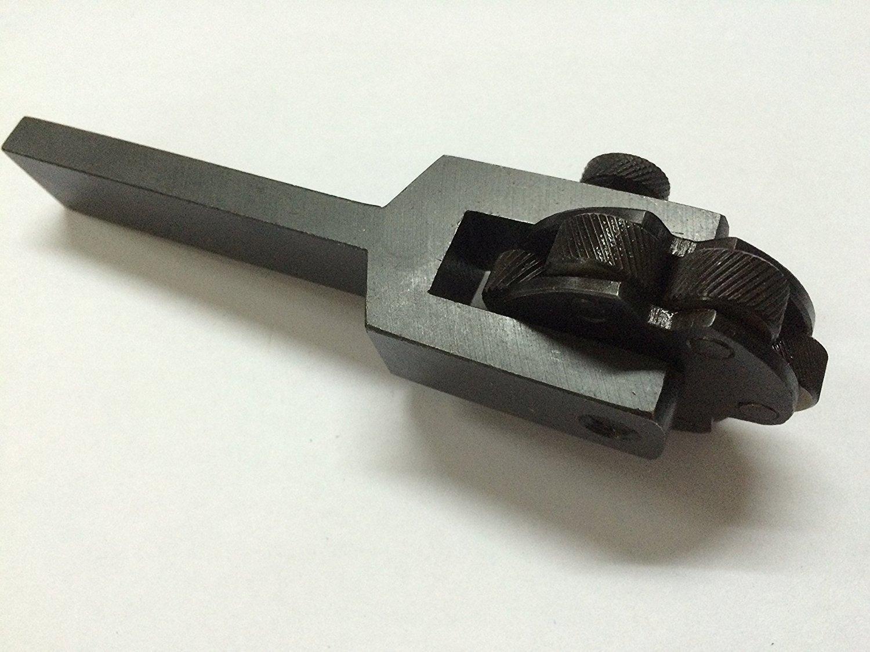 Diamantes finos gruesos y medianos para soporte de herramientas de torno Dise/ño de puntos de molinillo Herramienta de molinillo de cabeza giratoria con 6 molinillos de precisi/ón