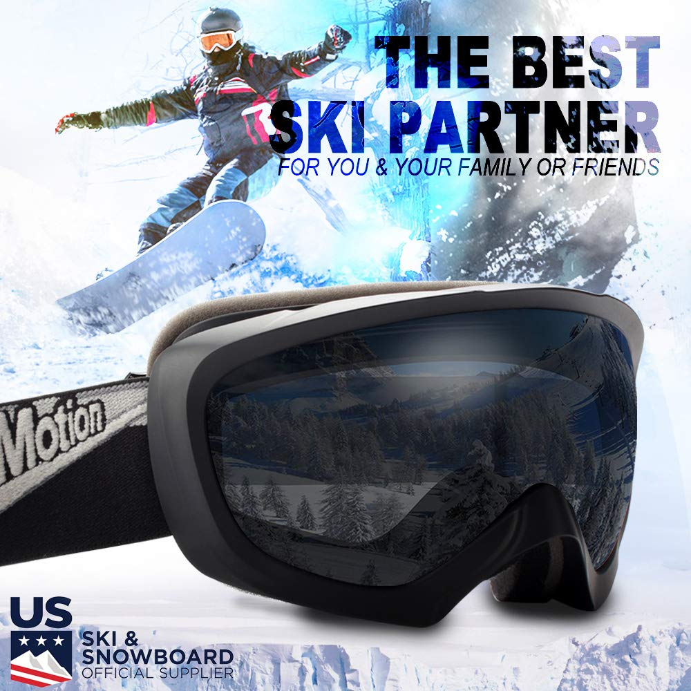 2f0b815734e Best Rated in Snow Sports Goggles   Helpful Customer Reviews ...