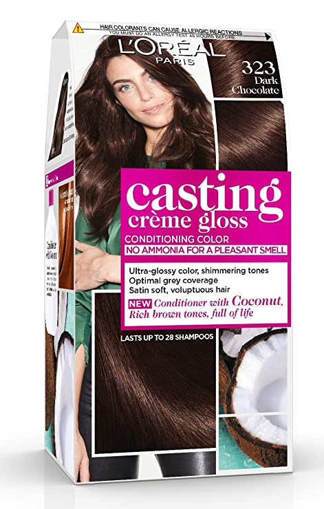 Coloration cheveux ton sur ton bio