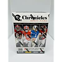 $26 » 2021 Panini Chronicles Draft Picks Football Blaster Box