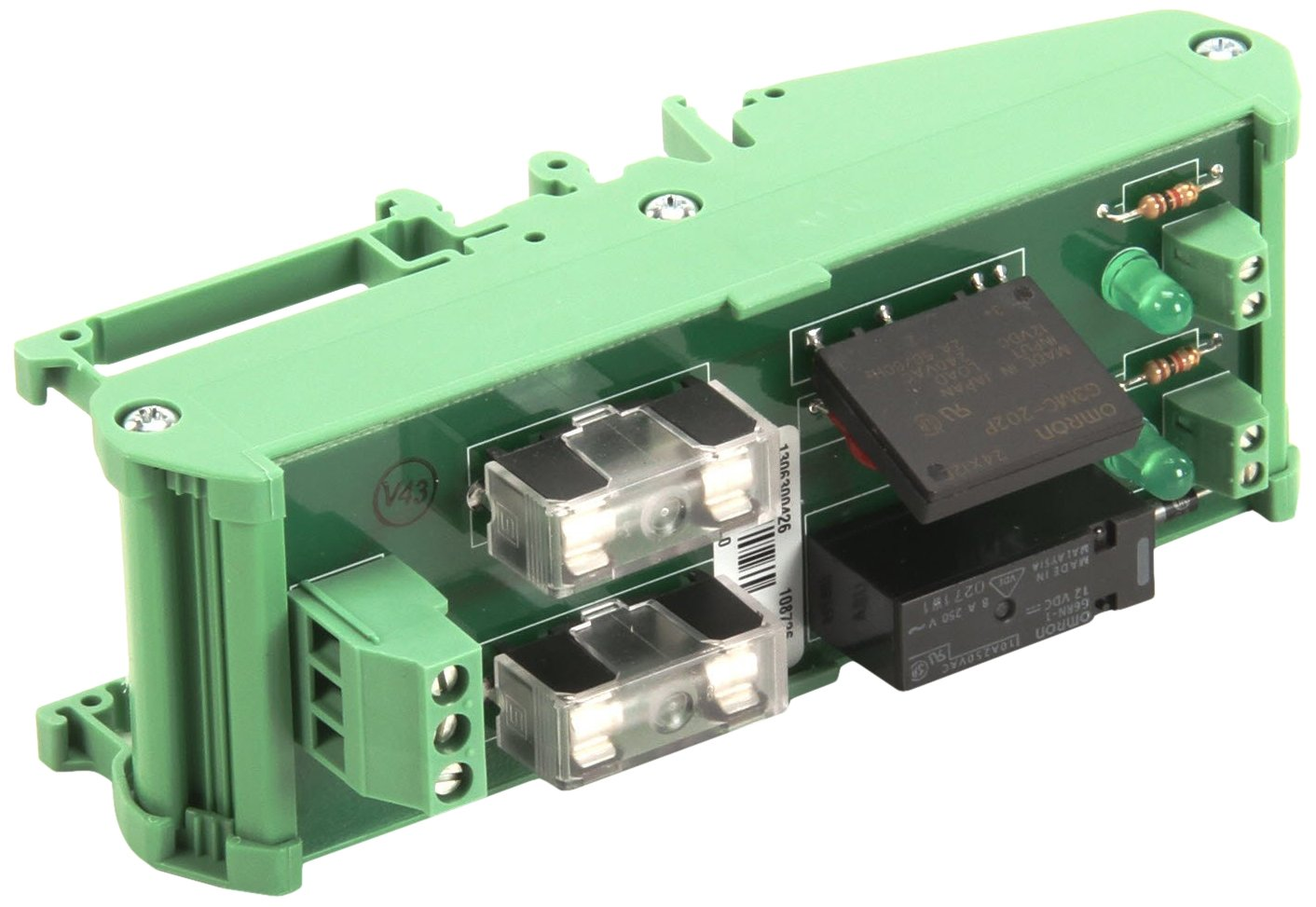Alto Shaam BA-34010 Board, Cir, Asm, Qc Relay 2 by Alto-Shaam