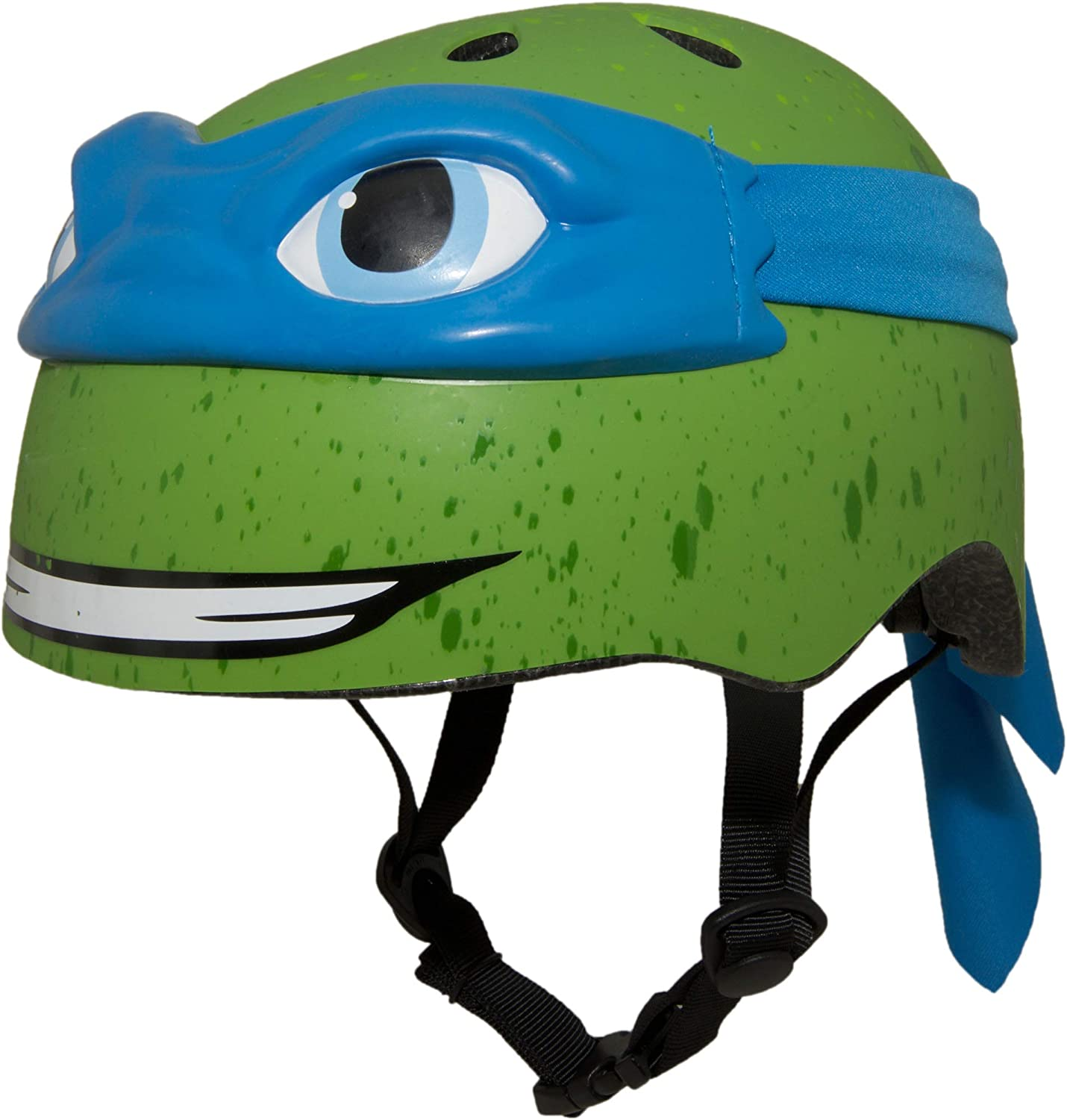 Nickelodeon Bell Teenage Mutant Ninja Turtles 3D Bike Helmets