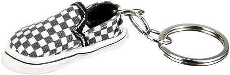 Vans - Slip-On, Llavero, color blanco y negro: Amazon.es ...
