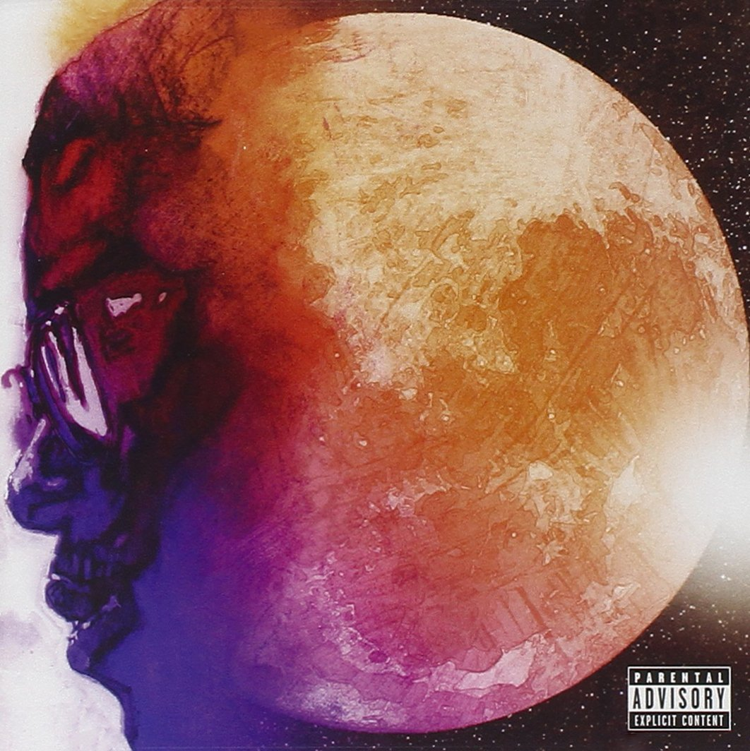 CD : Kid Cudi - Man on the Moon: The End of Day [Explicit Content]