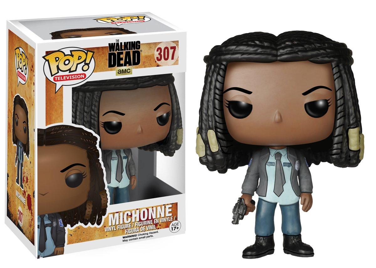 Funko Pop TV: Walking Dead Michonne Action Figure (Season 5)