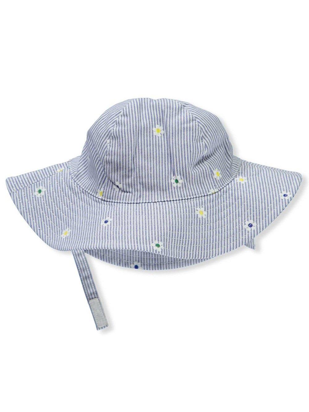 b87f1e8ad9579 Carter s Baby Girls  Bucket Hat - blue