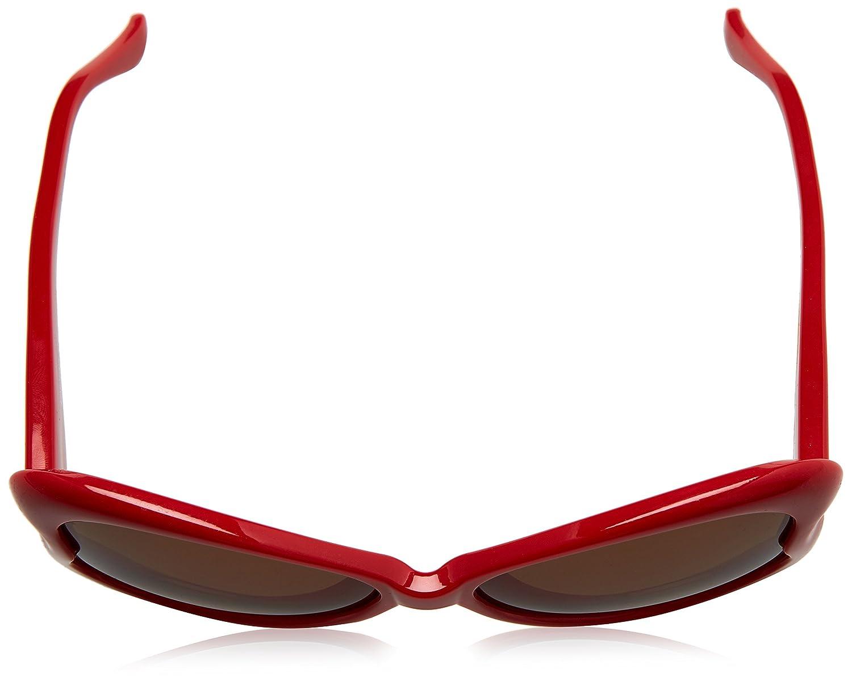 Moschino MO-59805, Gafas de sol para Mujer, Rojo (Red), 58 ...