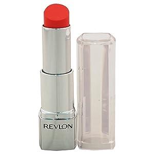 Revlon Ultra HD Lipstick, 855 Geranium, 0.1 Ounce