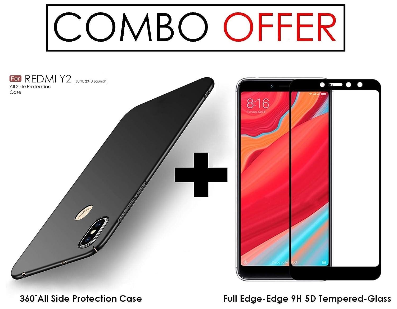 Wow Imagine Double Dip Anti Slip Super Slim 360 Degree Case Xiaomi Redmi S2 Hardcase Full Protective Electronics