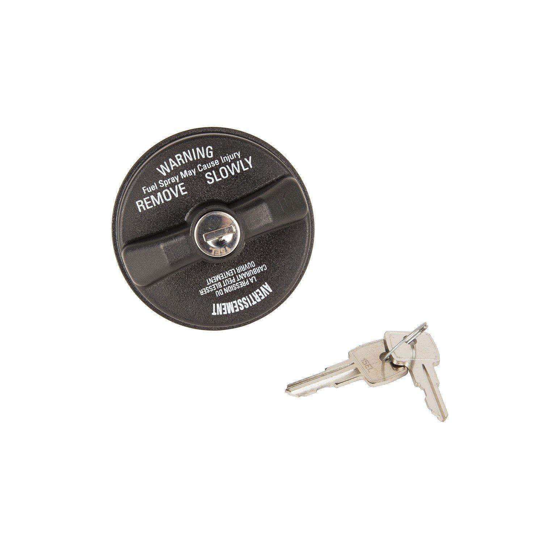 Omix-ADA 17726.17 Gas Cap Locking for 2003-2018 Jeep Wrangler JK//JKU//TJ//LJ