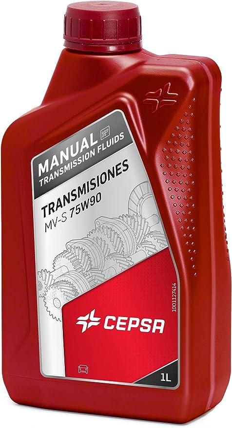 CEPSA 646414188 Aceite sintético para transmisiones manuales y ...