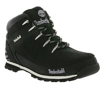 Timberland Euro Sprint Hiker Black Reflective CA13ZF, Boots 42 EU