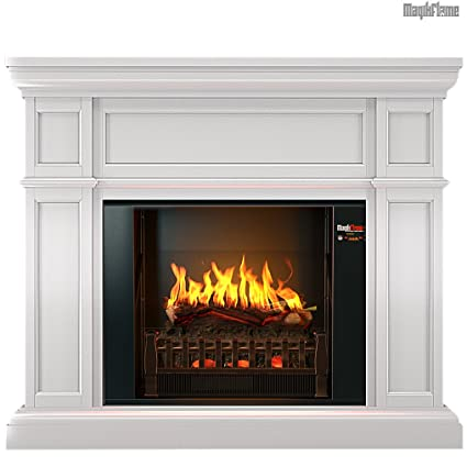 MOST REALISTIC Electric Fireplace On Amazon! 26 Flames Sampled From REAL  Fires W/Sound