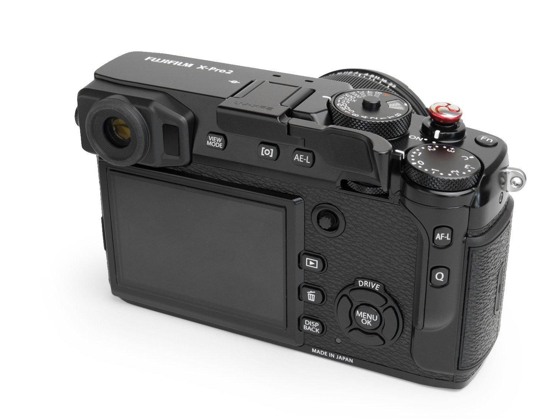 Lensmate Folding Thumb Grip for Fujifilm X-Pro2 (also fits X-Pro1) - Black