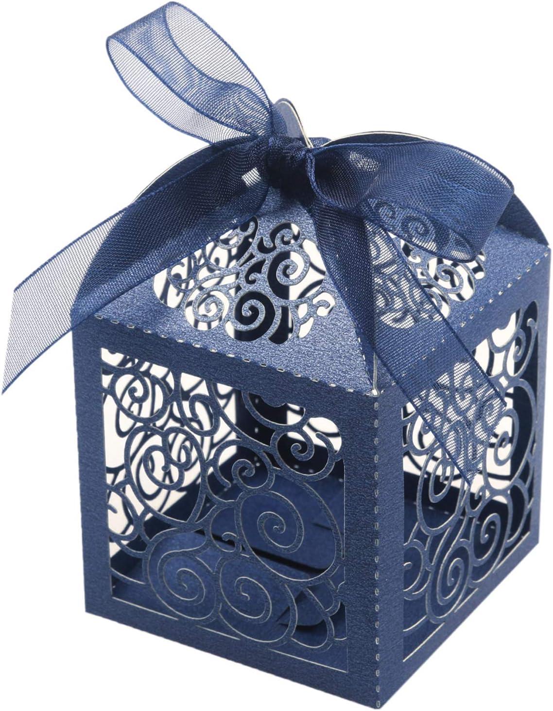 shower favor bags SET of 50 lace favor bags wedding favor bags