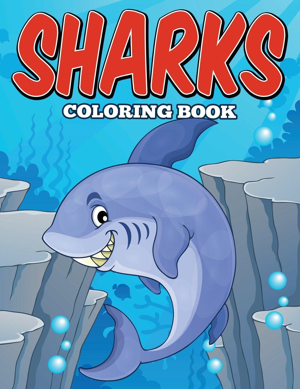 Download Sharks Coloring Book pdf